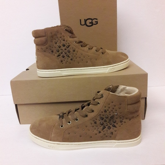 08d4b800498 New Womens UGG Studded Sneakers Size 9 NWT